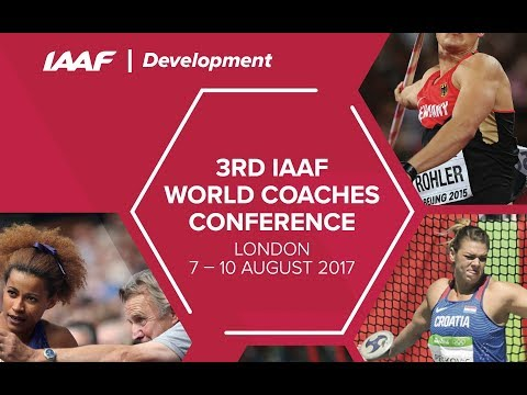 3rd IAAF World Coaches Conference Day 2