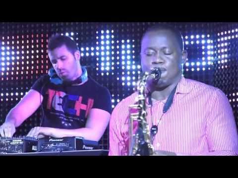 Pete Heller  Big Love   Sax & Percussions at Hypnotika