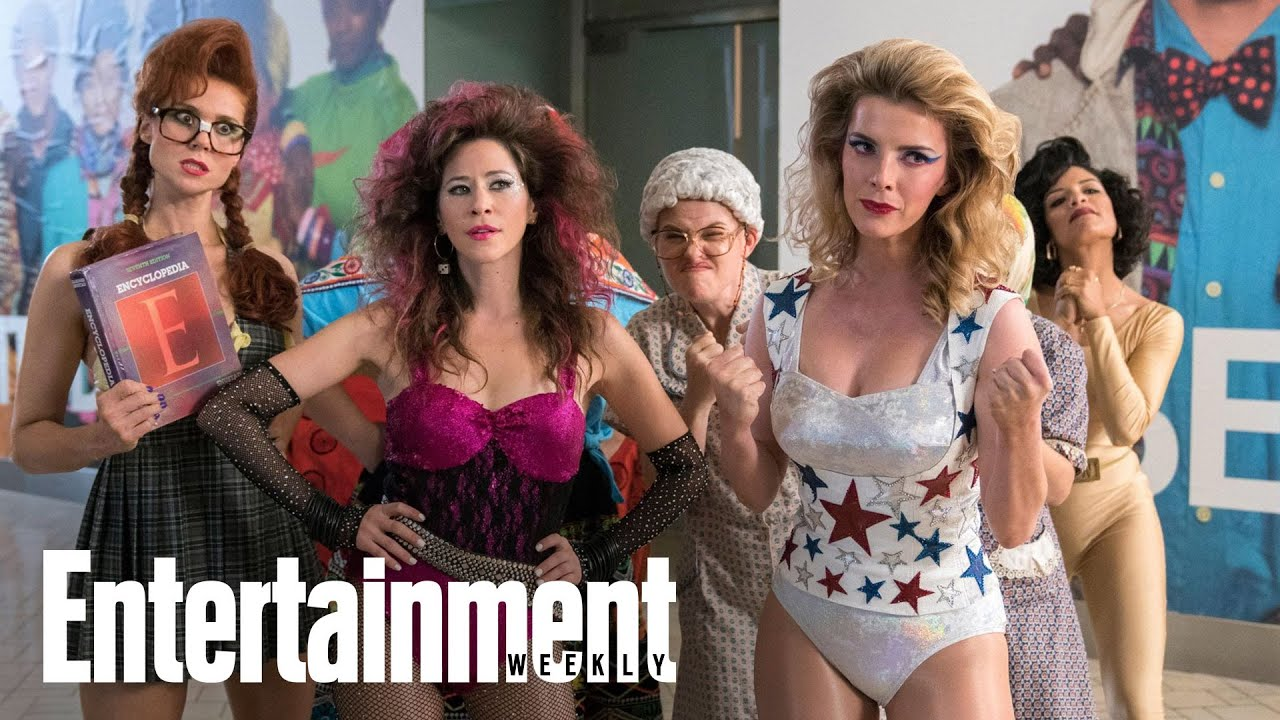 Glow Cast Asked For Inclusive, Authentic Representation Before Cancellation