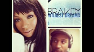 Wildest Dreams by Brandy (A Capella Snippet) - David Simmons