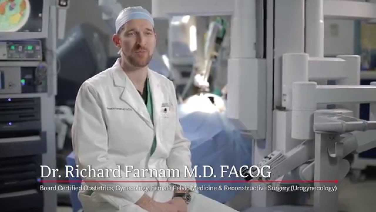 What is urogynecology?