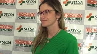 Dra Dilmara fala do avanço na Saúde Bucal em Limoeiro do Norte
