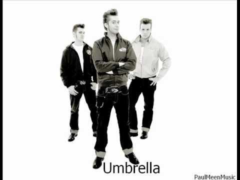 Слушать The Baseballs - Umbrella(минус)