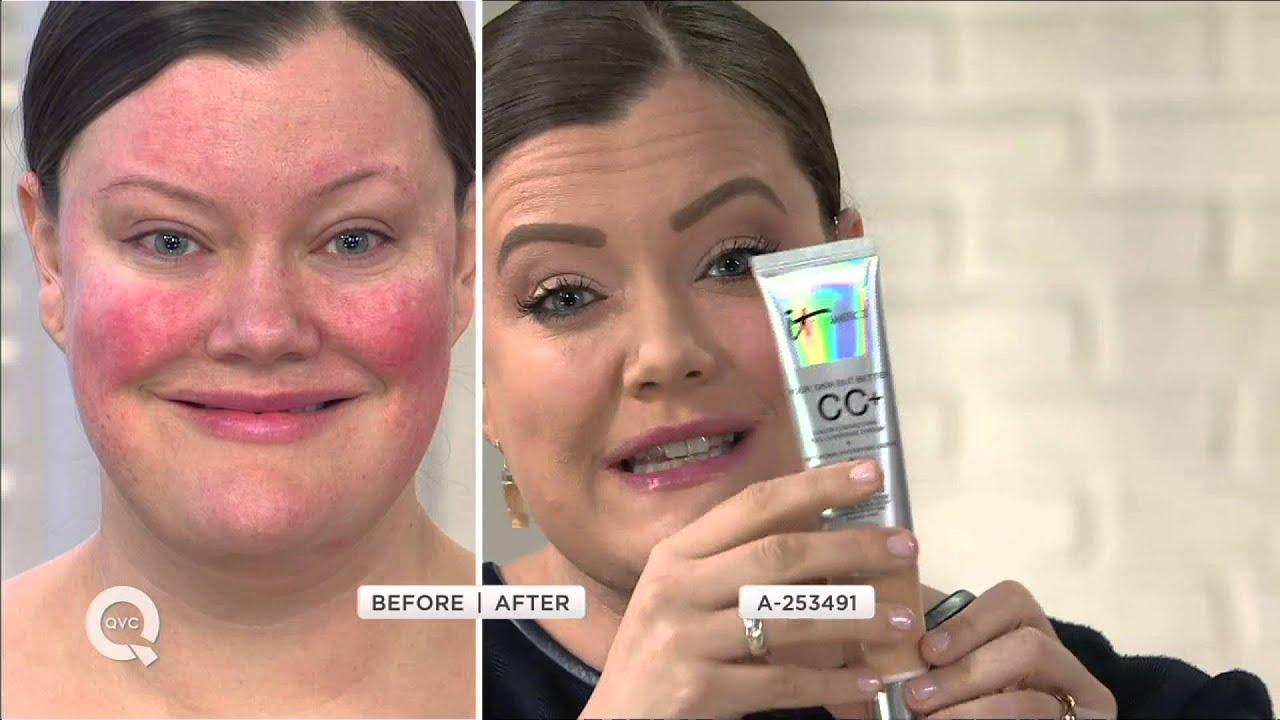 It Cosmetics Super Size Full Coverage Physical Spf 50 Cc Cream On