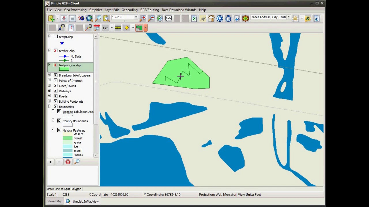 Simple GIS Software - The Best MapPoint Replacement