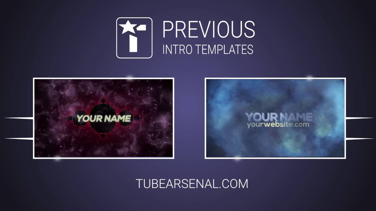 Tube Arsenal - Free Online Outro Maker