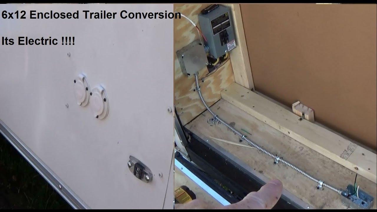 Wiring A Cargo Trailer
