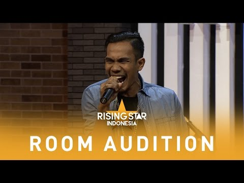 "Fazrun ""Rock And Roll"" I Room Audition 2 I Rising Star Indonesia 2016"