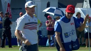 Jared Du Toit's eagle bomb leads Shots of the Week