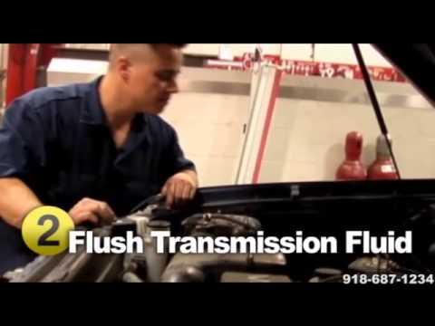 Replace Service Transmission Shop for Toyota McAlester Tahlequah OK