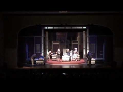 Frankfort High School 9 to 5 Full Musical