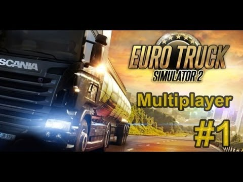 ETS2 Rehber #1 / Crackli Multiplayer Yapımı Kurulumu