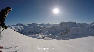 Carving ski technique updated 2018