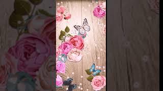 [Samsung Theme-Live Wallpaper] Spring Rose Breeze screenshot 4