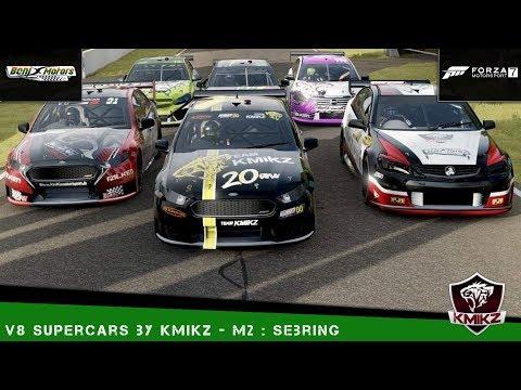 [FM7] - V8 Supercars by KmiKz - M2 : Sebring
