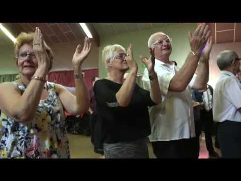 Michel PRUVOT CUBLAC avril 2017  avec la chorale de Cublac !!!