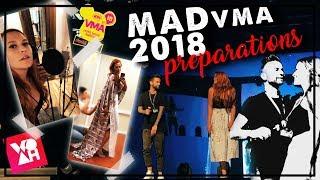 Προετοιμασία για τα Mad VmA '18   πως «έμαθα» να τραγουδάω & ρούχα