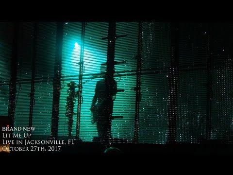 Brand New - Lit Me Up (Live in Jacksonville, FL 10-27-17)