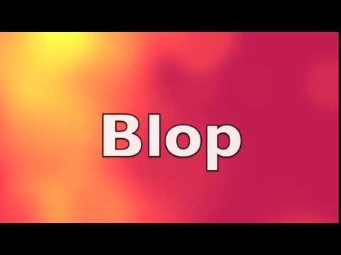 Boop  - Sound Effect