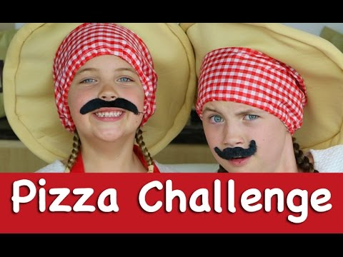 PIZZA CHALLENGE!!!! by Charli's crafty kitchen - taste test game - gummy vs real coming soon!