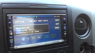 Sundown f150 Georgia Car Audio Shirt Trick