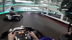 Kartbahn im neuen Tempodrom Winterthur - 15 07 2017