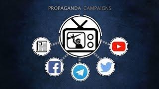 История пропаганды террористической группировки «Хайят Тахрир аш-Шам».