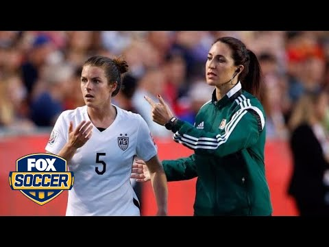 Kelley O'Hara ready for semifinal vs. Germany