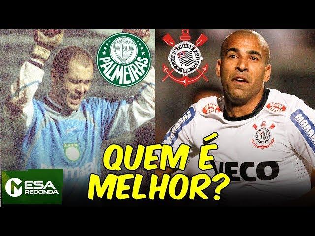 Palmeiras 1999 x Corinthians 2012 | Quem é melhor? (24/02/19)