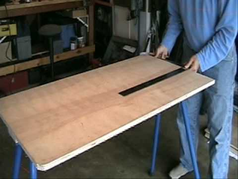 Build Your Own Shooting Bench YouTube