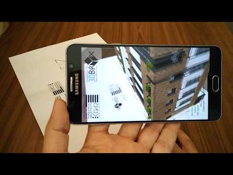 Augmented Reality Application- KPAR Building