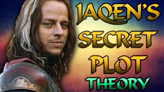 Jaqen H'ghar has a MASSIVE plan! THEORY (Game of Thrones)