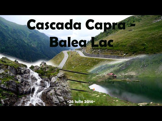 Traseu Cascada Capra - Balea Lac