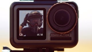 DJI - Osmo Action Front Screen