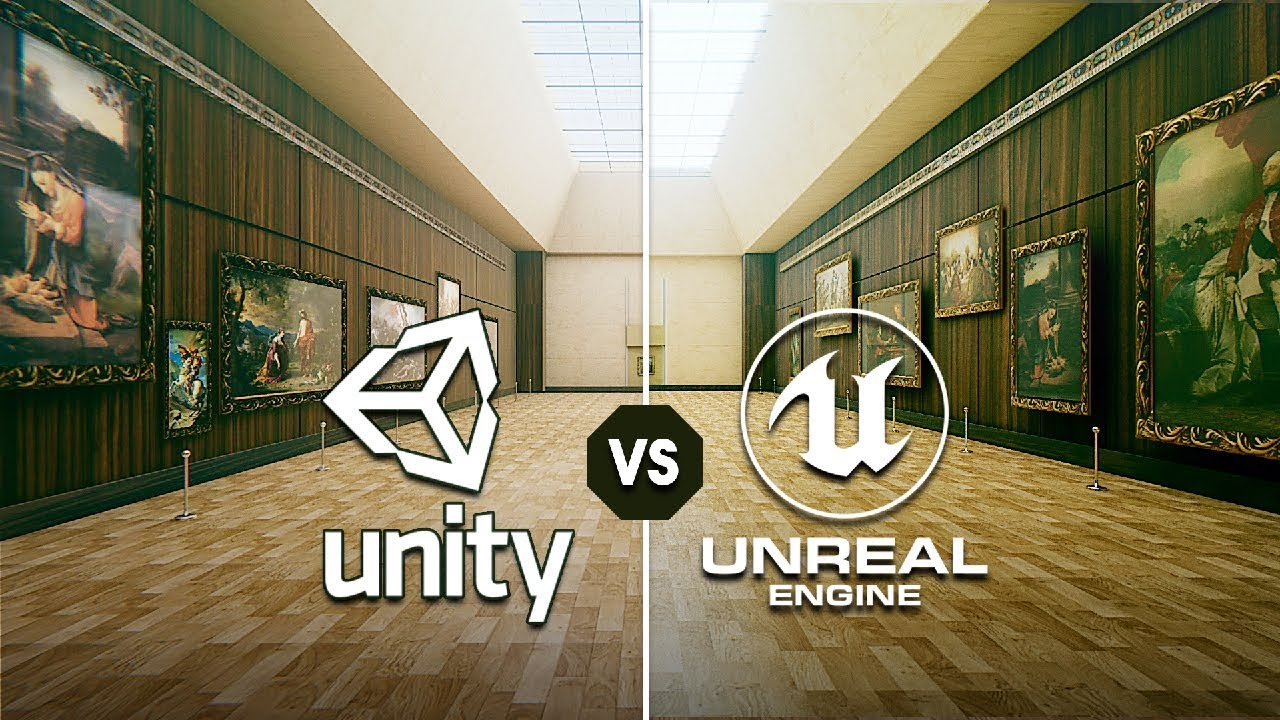 Unity Vs Unreal What To Choose For Your Project Program Ace