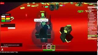 video di goldendragon507 ROBLOX: Hacker nel gruppo Recruiting PLAZA [Wall Decal Gamepass]