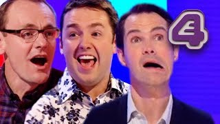 Jason Storms Off Because Of Sean Lock's Buzzer Antics! | Best Jason 8 Out Of 10 Cats Bits | Series 9