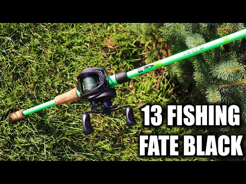 13 Fishing Fate Black Rod Review
