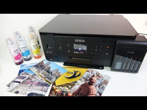 Epson ET 7700 Ecotank REVIEW - Print Photos For Pennies.
