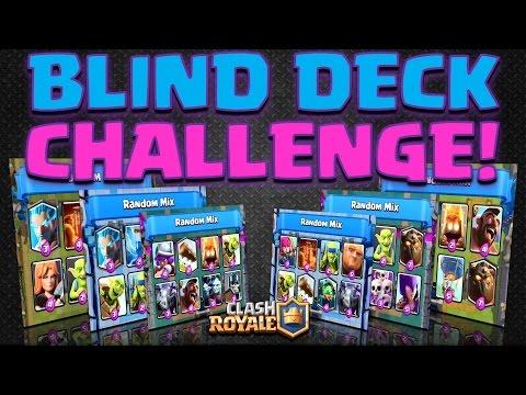 Clash Royale - Bind deck Challenge! *FULL ATTEMPT!* (my longest CR video!)