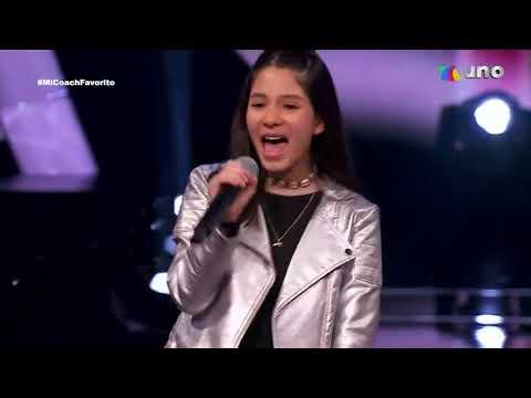 Batallas Team Maria Jose (Renata Vs Valentina Vs Andrea) La voz Kids Lunes 19 De Abril 2021 Cap- 9