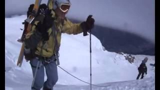 Mont Blanc Snowboarding