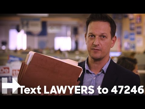 Josh Charles on the HFA Victory Counsel | Hillary Clinton