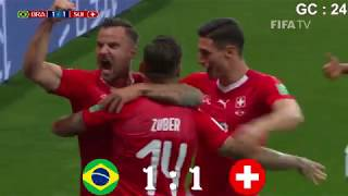 ALL GOALS + GOAL COUNTER! FIFA World Cup 2018-With English Commentary{HD}