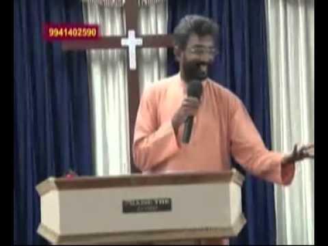 Eradicate Casteism from Christianity - Bro. Agathiyan
