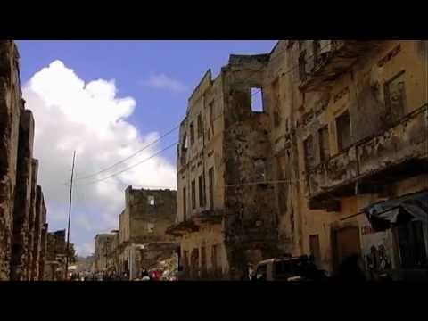Somalia, Mogadiscio 2011 Buscamundos TVE