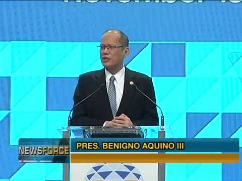 November 21, 2015 - AQUINO DELIVERS FINAL STATEMENT AFTER APEC SUMMIT