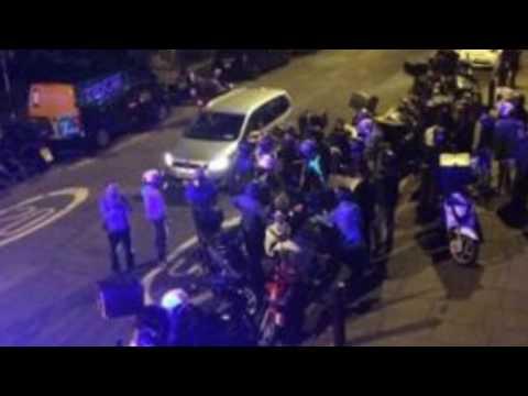London acid attacks Teenager arrested