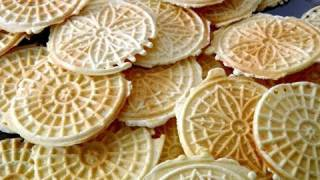 How to Make Pizzelles - Recipe by Laura Vitale - Laura in the Kitchen Episode 115