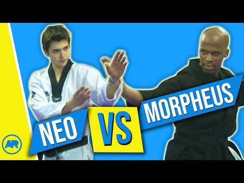 Neo vs Morpheus: The Flipside Of The Matrix - Episode 3